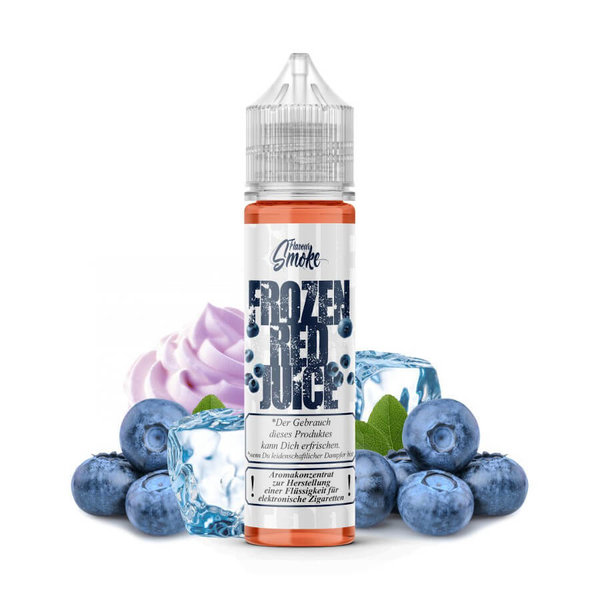 Flavour Smoke - Frozen Red Juice