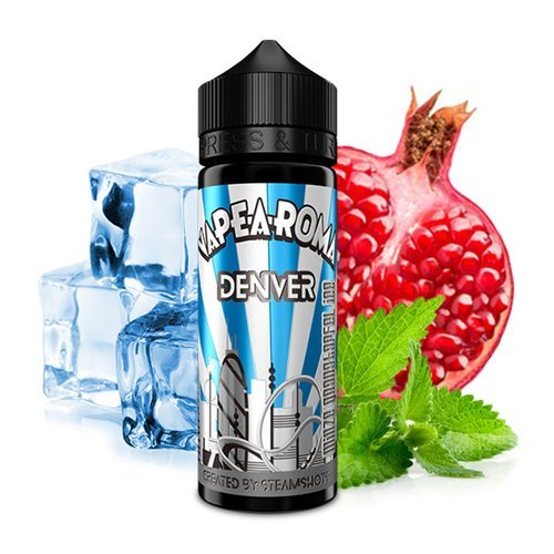 Vape-A-Roma | Denver 20ml/120ml Created by Steamshots